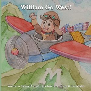 William Go West - COVER small